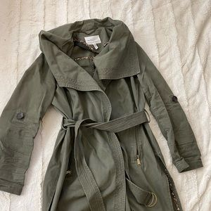 A nice stylish and cozy spring/fall coat